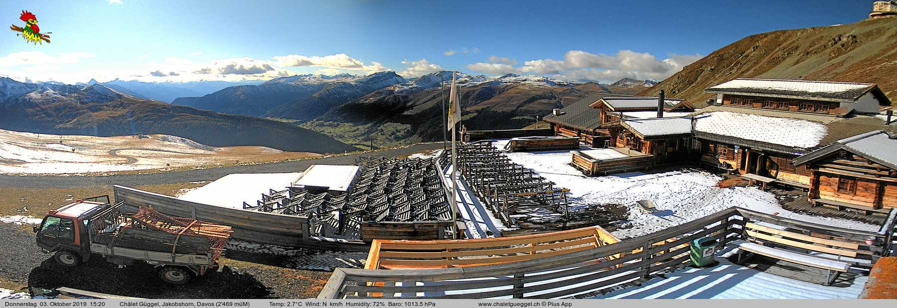 Davos Jakobshorn, 2590 m ü.M.