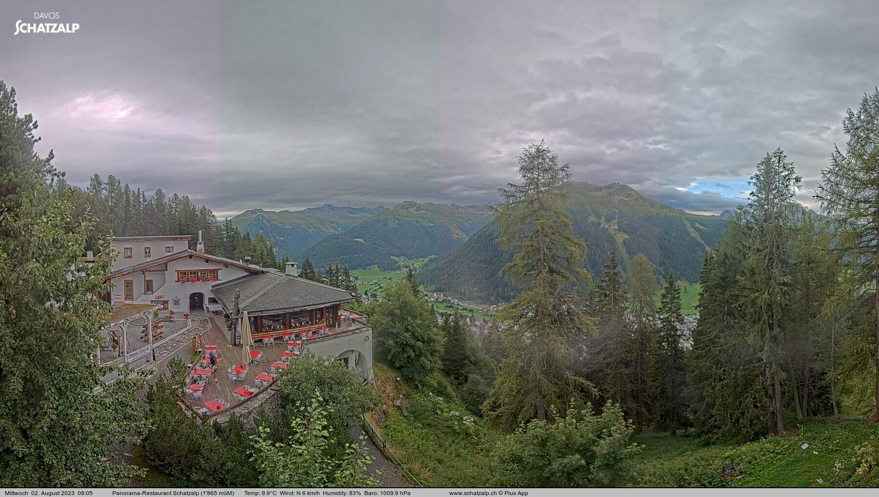 Panorama Restaurant Schatzalp Davos