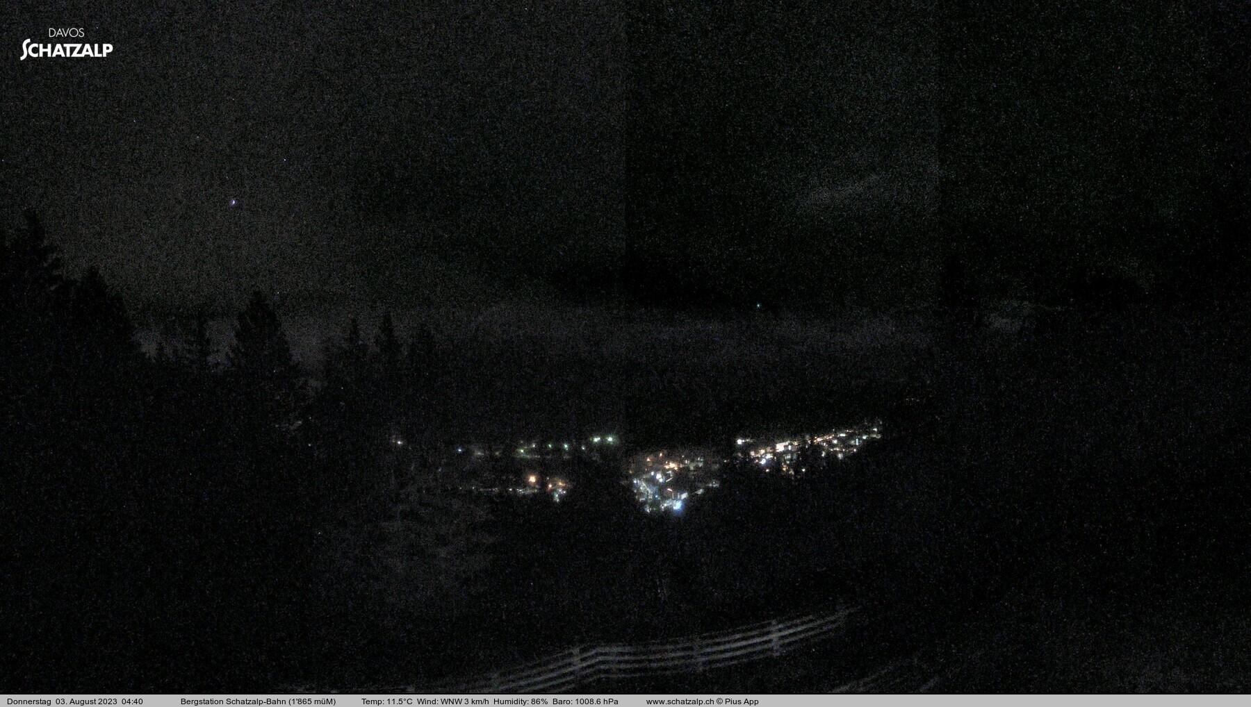 Schatzalp-Bahn Davos