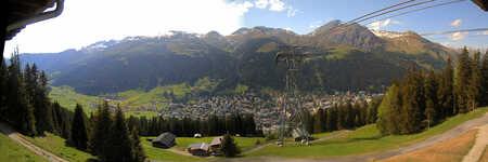 Davos Schatzalp zum Jakobshorn